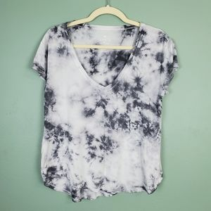 American Eagle Outfitters Favorite Tie Dye Tee Med